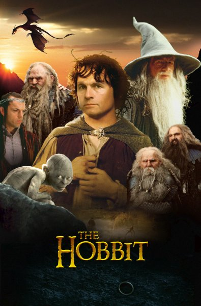 The Hobbit Film Project (1/6)