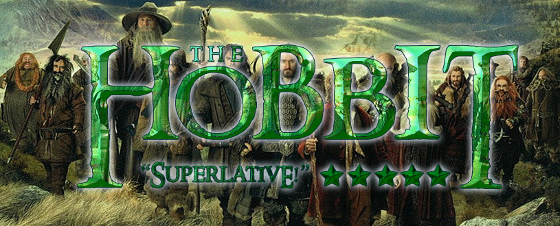 The Hobbit: An Unexpected Journey REVIEW  (beware of spoilers) (1/6)