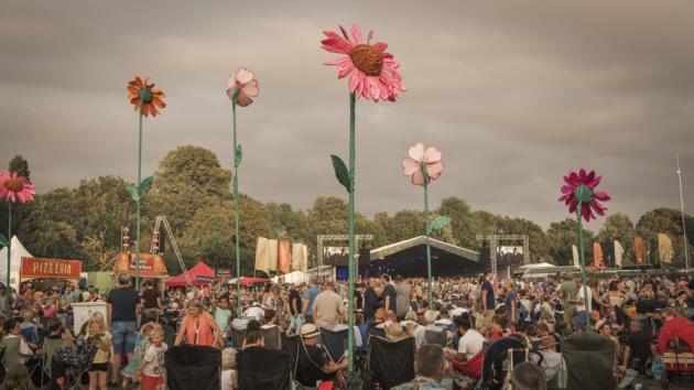 Cambridge Folk Festival, Picture: Supplied by Cambridge Live