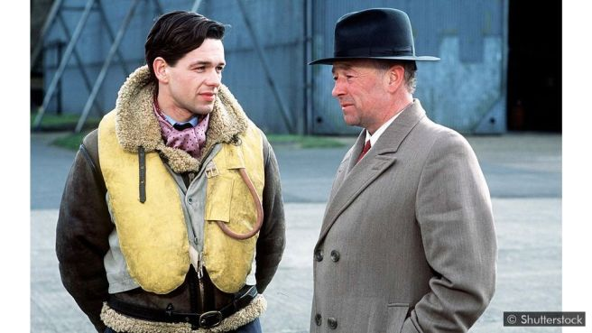 The show intersects with the broader war effort via Foyle's son, who is an RAF pilot involved in the Battle of Britain (Credit: Shutterstock)