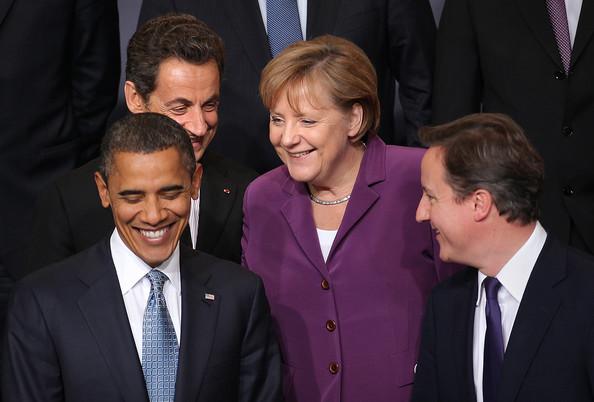Nicolas+Sarkozy+Angela+Merkel+NATO+Summit+507YPpTNUoKl