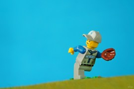 The Baseball Fielder