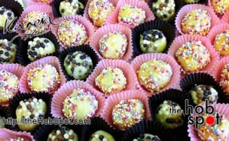 Chocolate Cake Nibbles Recipe
