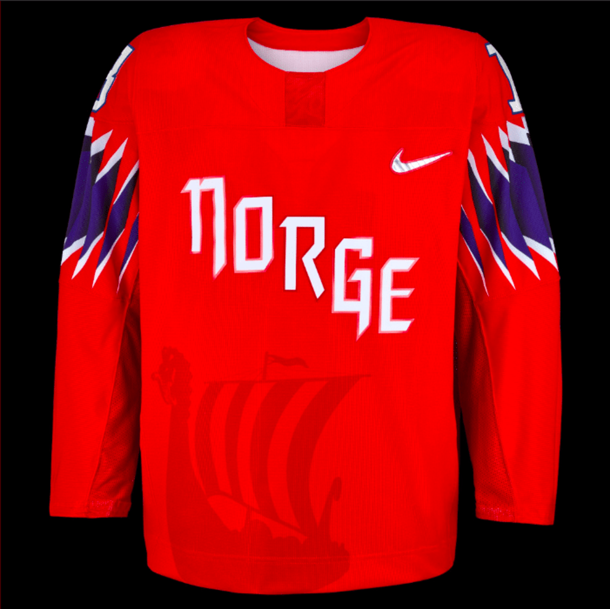 Nike Unveils Jerseys For Olympics