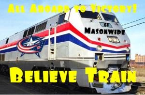 "The ""Believe Train"""