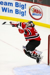 Martin Brodeur may just have some more magic left (File Photo)