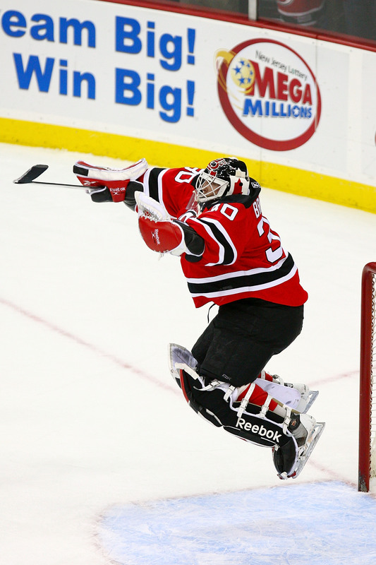 Martin Brodeur returns and so does our DraftKings column for this week. (File Photo)