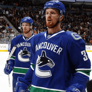 The Sedin twins are still a dynamic duo
