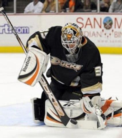 Anaheim Ducks Trades, J.S. Giguere
