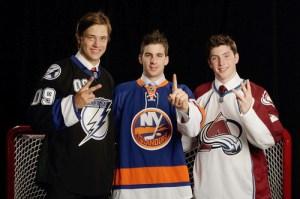 Hedman, Tavares & Duchene {IMSO Hockey - Flickr}