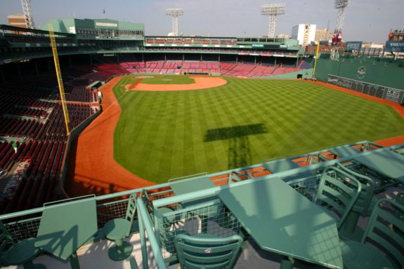 Boston's Fenway Park