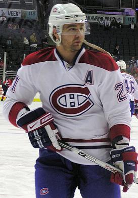 Chris Higgins Canadiens