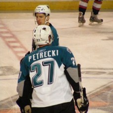 Nick Petrecki, Sharks 1st round pick 2007