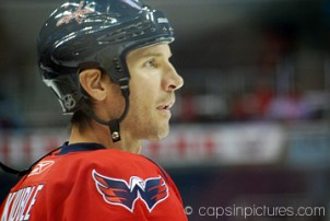 Mike Knuble - Photo by Caps in Pictures