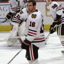 Andrew Ladd: Is Suspension Imminent? (photo property of Pam Rodriguez)
