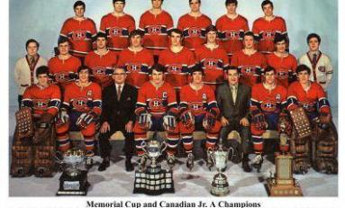 The Greatest Team of All Time: The Montreal Junior Canadiens
