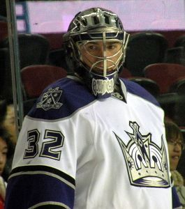 Jonathan Quick has been one of the league's best over the past few years. (Resolute/WikiMedia)