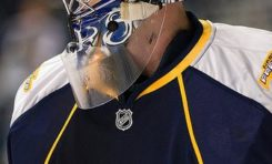 Rinne makes case as Preds march on