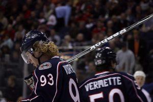 "Jake ""Don't call me Jakub"" Voracek (Photo by Dave Gainer/The Hockey Writers)"