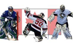 Luongo, Brodeur, and Fleury: Three-headed Olympic goaltending monster