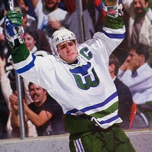Ron Francis, Hartford Whalers, Point-Per-Game