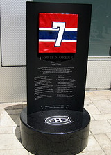 Howie Morenz Hall of Fame