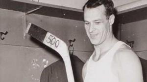 Gordie Howe, New York Rangers