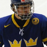 Adam Larsson {Photo: Wikimedia Commons - CanadaHky}