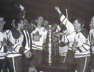 Toronto Maple Leafs Stanley Cup
