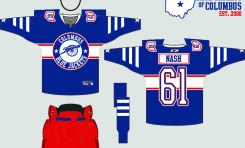 New 3rd Jersey for Columbus?
