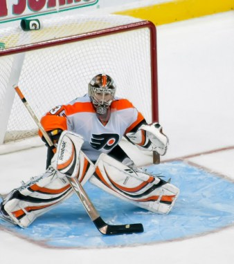 Sergei Bobrovsky may give Flyers best chance to win the Classic (cr: clydeorama@flickr)