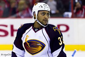 Repeat Stanley Cup Champions Dustin Byfuglien