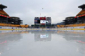 Heinz Field - Winter Classic - January 1, 2011 - Pittsburgh, PA