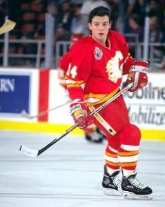 Theo Fleury (NHL Alumni Association)