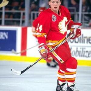 Theo Fleury NHL Draft