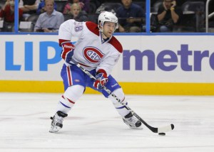David Desharnais Canadiens