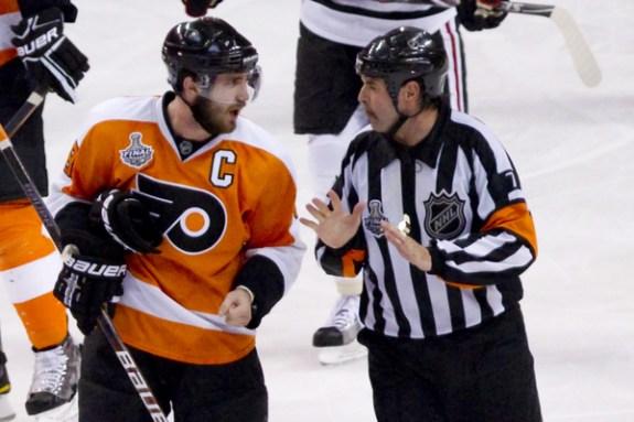 Bill McCreary NHL referee