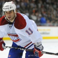 Scott Gomez sent home Canadiens