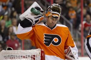 Brian Boucher Flyers goalie