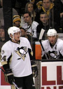 The departures of Matt Cooke and Jordan Staal (in addition to Tyler Kennedy) left many questioning the Pens' third line.(Flickr/File Photo)