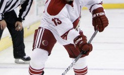 Ray Whitney Joins 1,000-Point Club; Has Big Impact In Phoenix