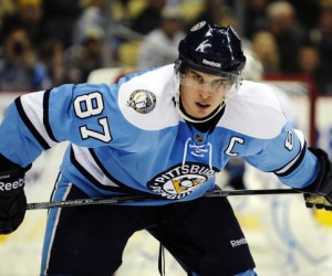 Sidney Crosby will be the main focus of all Pittsburgh Penguins' opponents. (Icon SMI)