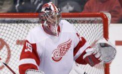 Jimmy Howard Snubbed By NHL