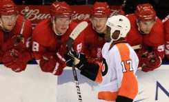 Flyers Defeat Rangers in Preseason Game Full of Drama; Possible Suspensions, Simmonds/Avery Slur