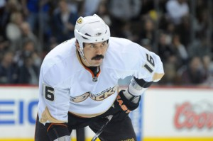 George Parros Ducks