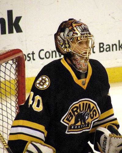 Boston Bruins Detroit Red Wings Tuukka Rask