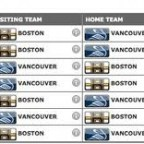 Is the NHL schedule made fairly?