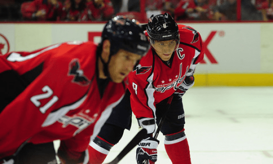 The Top Ten Washington Capitals Wingers of All Time