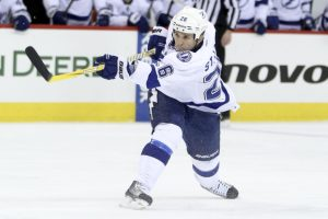 Tampa Bay Lightning Martin St Louis - Photo By Andy Martin Jr