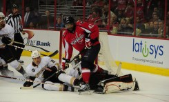 Caps Get Back on Track Back at Home After OT Win Over Anaheim, 5-4